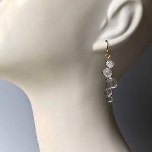 -ripple- earring/pierce