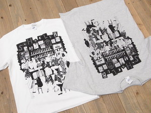 S&co / Hand Drawing T-SHIRTS / soho_02
