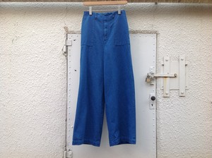 "MY  "" DENIM WORK PANTS  BLUE """