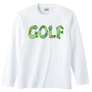 [ロングスリーブTシャツ] GOLF