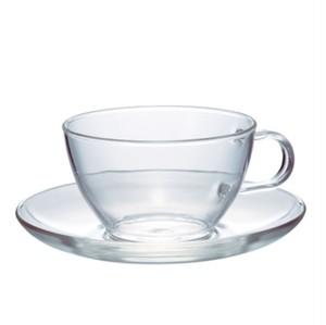 耐熱 ティーカップ & ソーサー