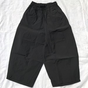 EFILEVOL エフィレボル / DARENIMO × EFILEVOL NYLON PANTS / Black