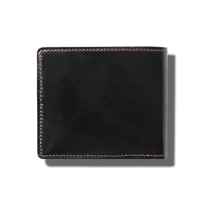 PHILL - Horween Shell Cordovan col.Black(Hand Stitch)