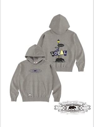 Hoodie Sweatshirts -kumalocal original-