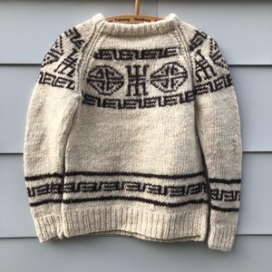 Native Pattern Knit