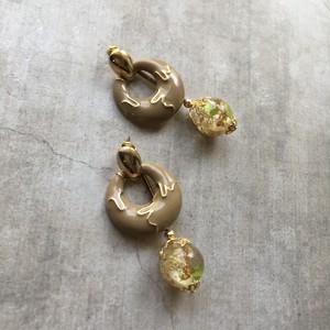 vintage jewelry NatuRピアス