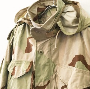 U.S.ARMY : M65 field jacket (dead stock)