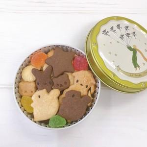 メルヘンクッキー缶 (横浜ウォーカー・おいしいマルシェ掲載品)