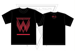 WiLL Tシャツ2017 赤