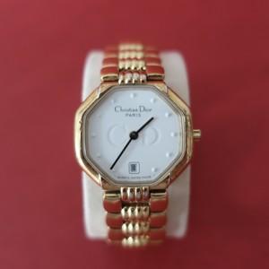 Dior Octagon Watch White
