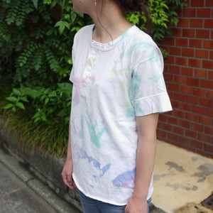 m4y. × themood Dyed T-Shirt