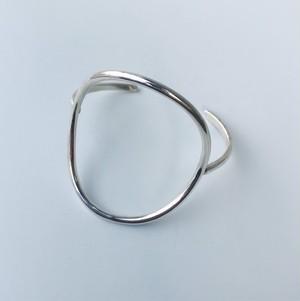 accessories mau  わっかbangle silver