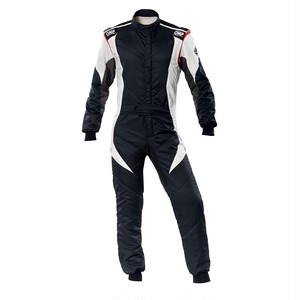IA01854E076 FIRST EVO SUIT MY2020 Black/white