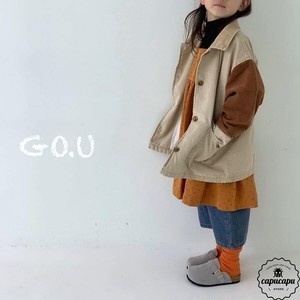 «sold out» go.u jacket 2colors ビッグシルエット ジャケット