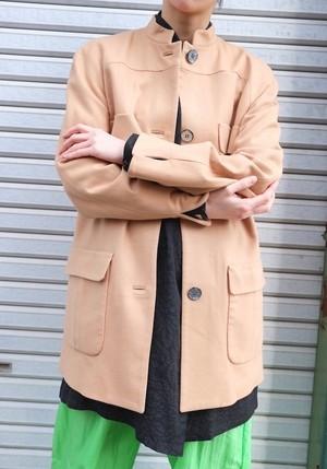 vintage/circle wool jacket.
