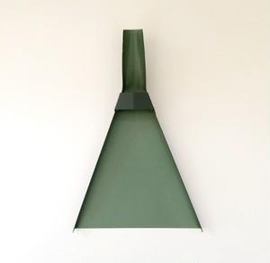 sankaku dustpan green(三角チリトリ グリーン)