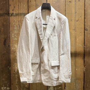 08sircus / Organic C/L chino cloth jacket