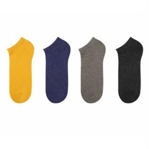アンクルソックス4足のセット5タイプから選べる色がおしゃれメンズ送料無料