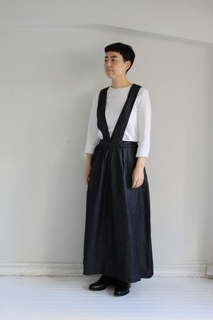 Handes of creation / suspenders skirt
