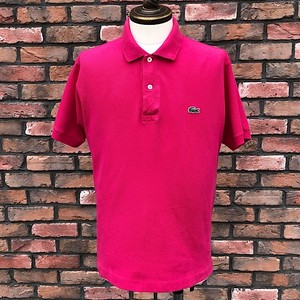 Lacoste Polo Shirt Pink 4