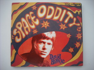 【CD single】DAVID BOWIE / SPACE ODDITY (4track)