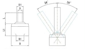 JTDP-16-30 高圧専用ノズル