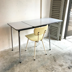 """""""Brabantia"""" Extension Kitchen Table 1960's オランダ"""