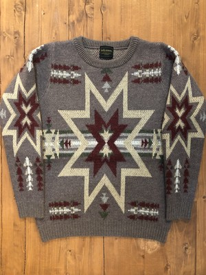 "【BY GLADHAND】 バイ グラッドハンド ""Spirits Sweater""  セーター"