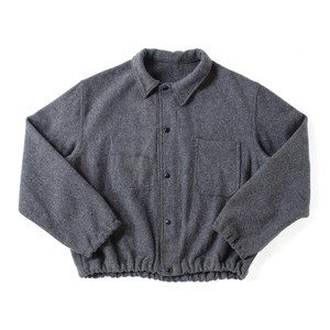 French work wool jacket