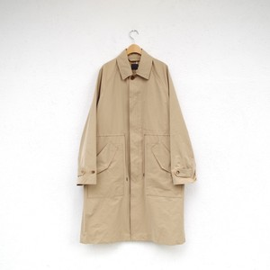 comm.arch.  SMOOTH STAIN COLLAR COAT