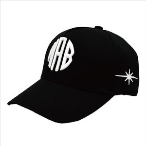 NCBP(エヌ・シー・ビー・ピー)NCBP-NAB01 NISHIAZABU CAP CAP キャップ ユニセックス ブラック