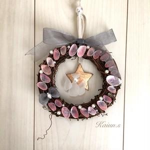 天使と桜貝のクリスマスミニリース