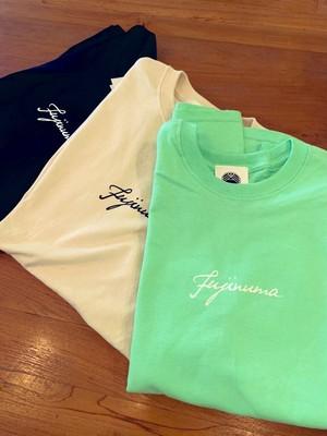 FUJINUMAロゴTシャツ