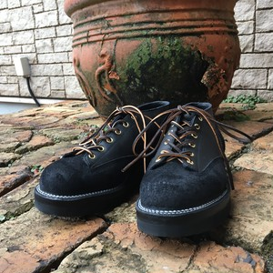 "VIBERG BOOTS ""LACE TO TOE OXFORD"""