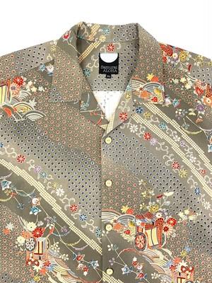 サムライアロハ Polyester-XL_2193278