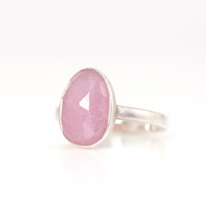 Sapphire candy ring / PK