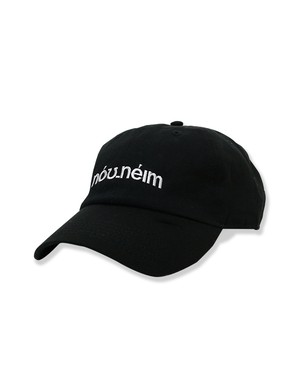Counter Action LOGO Ball Cap / BLACK