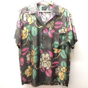 BANANA TIME 半袖シルクシャツ