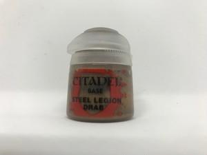 BASE:STEEL LEGION DRAB シタデルカラー ベース