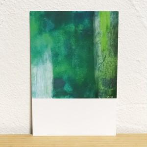 〝たんたんと〟postcard