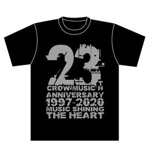 CROW MUSIC 23th Tshirts