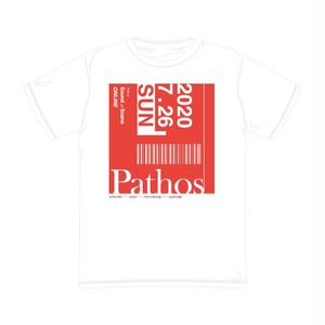 「Pathos」T-shirts (White)