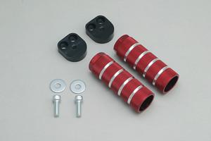 YAMAHA シグナスX(3型/4型) バックステップキット 赤