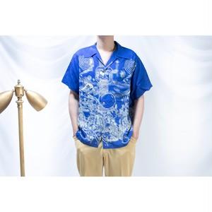 vintage rayon design aloha