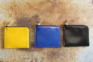 20/80 / KIP LEATHER L ZIP WALLET