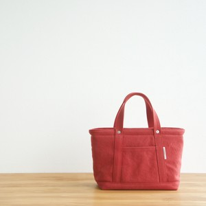 CANVAS TOTE FS / RED