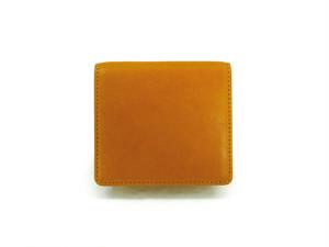 コインケースL オレンジ,キャメル