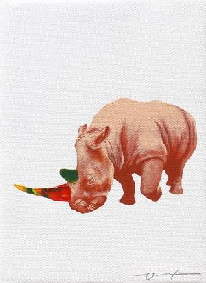 [絵画] animalor | サイ