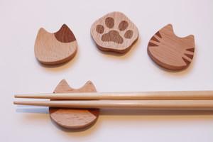猫箸置き(3種類)