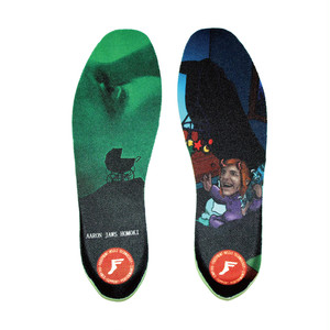 FP INSOLES KING FORM ELITE INSILES JAWS BABY サイズSMALL